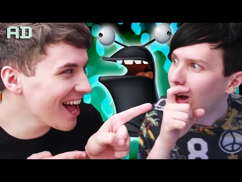 dan and phil dating each other