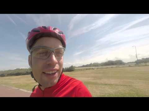 Tim and Ed bike London to Amsterdam