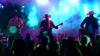 Backbone Boogie - Sweet home Alabama (Lynyrd Skynyrd-cover)
