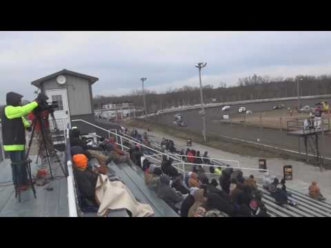 NASCAR A Mods A Main Humboldt Speedway 3 12 17