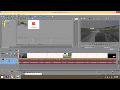 Roxio No Audio In Sony Vegas EASIEST and FASTEST FIX