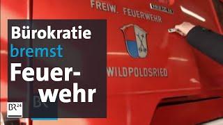 Fahrzeugnotstand bei der Feuerwehr