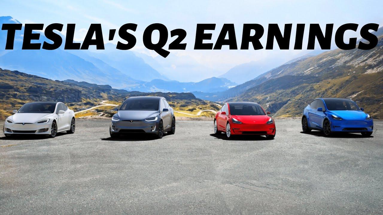 Tesla Q2 2020 Earnings - YouTube