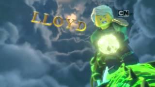 Ninjago season 6 Skybound intro