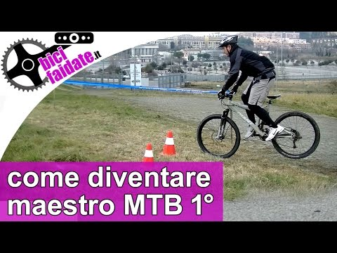 HOW TO BECOME A MASTER OF MTB PART 1