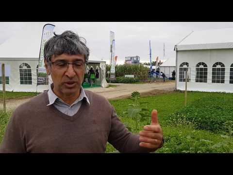 Interview de Karim Riman consultant en Agroécologie et spécialiste des sols sur Innov Agri 2017