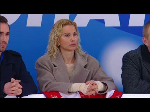 Выступления Алины Загитовой, Анна Щербаковой и Евгении Медведевой глазами тренеров.