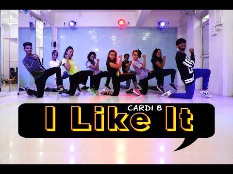 I Like It | Cardi B | J Balvin | Bad Bunny | Mohit Jain's Dance Institute MJDi