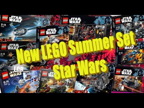 [Toy Fair Allemand] NEW Lego Star Wars 2017 Summer sets ...