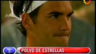 Battle of Surfaces Nadal vs. Federer (Good Quality)