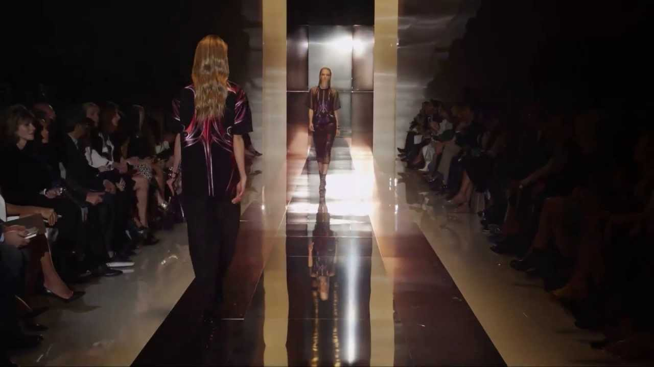 Gucci Presents: Women's Spring/Summer 2014 Fashion Show