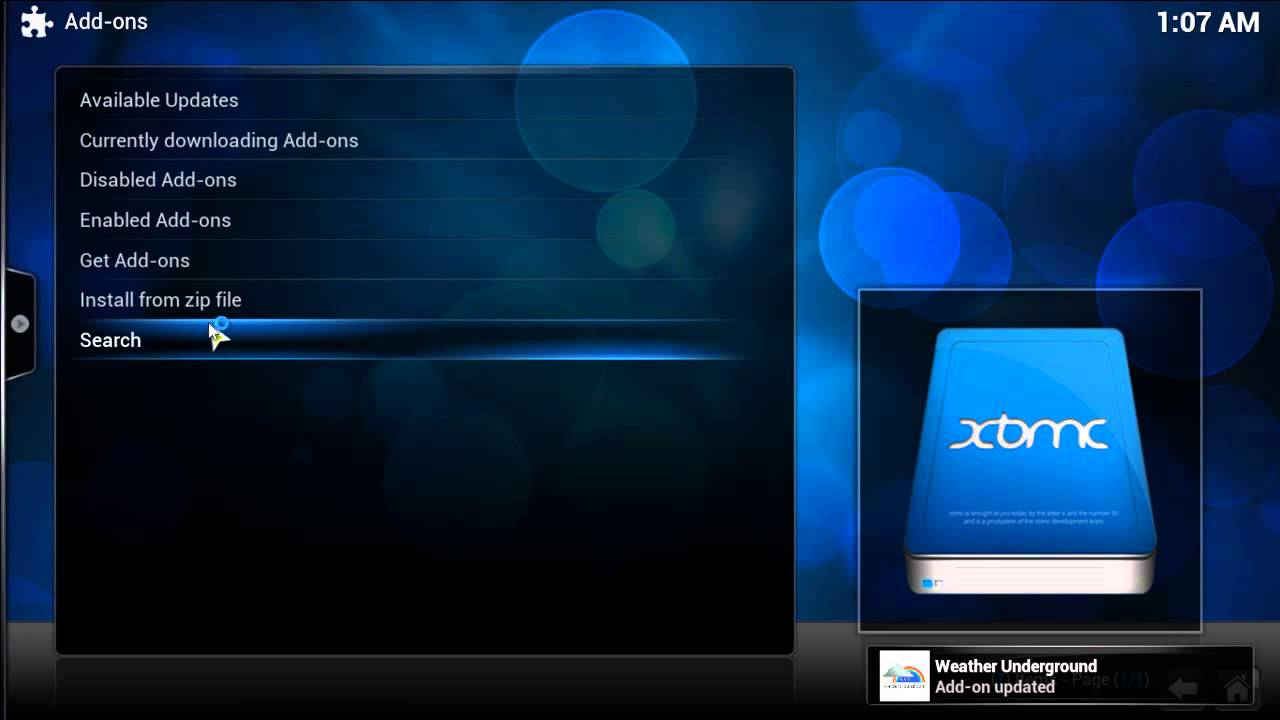 plugin video teledunet 1.0.8