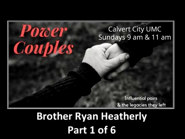 August 25, 2019 - Power Couples