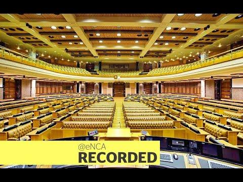 Parliament debates SONA 2021