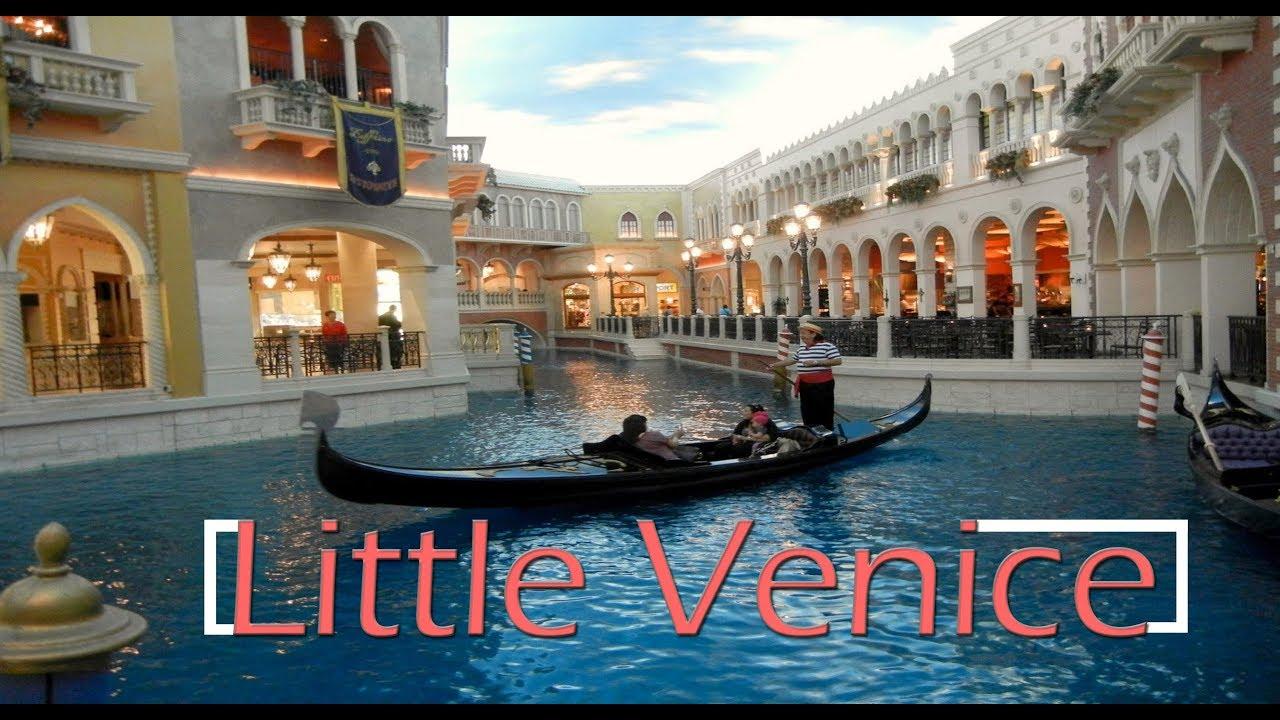 √ Tiket Masuk Little Venice 8, Jam Buka & Spot Foto