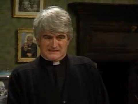 Remembering Dermot Morgan with 'Father Ted' life lessons