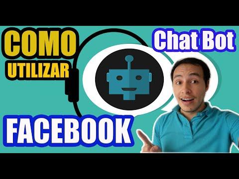 Como Crear El BOT Para Facebook Messenger Con Manychat
