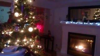 Mom's House at Christmas