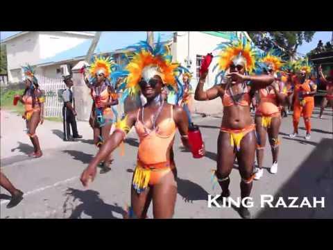 Street Parade - Nevis Culturama 2016