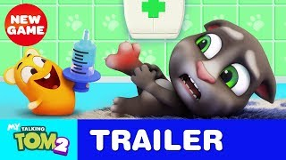 Can You Handle My Talking Tom 2? New Game  Trailer #2