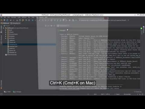 Integration With Issue Trackers In PhpStorm - PhpStorm Video Tutorial