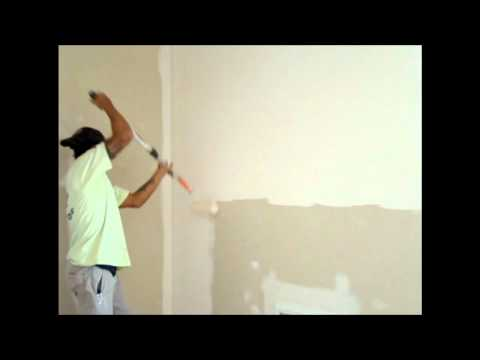 How to Paint a White Wall in Room,Painting By Epps Home Restorations