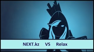[ Dota2 ] NEXT.kz vs Relax - The Summit Europe Qualifier - Thai Caster