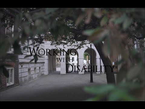 Working With Disability