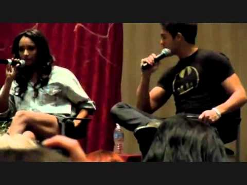 Kat Graham and Steven R McQueen {I never told you} - YouTube