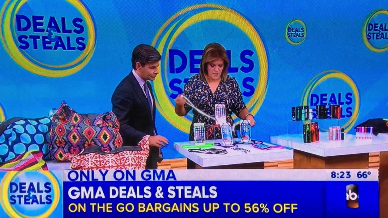 Deals an steals gma
