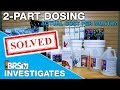 2-part dosing your reef tank. What does it actually cost each month? | BRStv Investigates