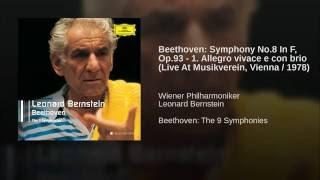 Beethoven: Symphony No.8 In F, Op.93 - 1. Allegro vivace e con brio
