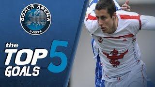 TOP 5 GOALS 23 kolo JSL 2013 14