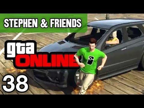 """GTA Online #38 - """"MICHAEL BAY BATTLE"""""""