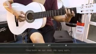 Dạy Học Guitar] [Đệm Hát] [Điệu Beat Pop]   Gót Hồng   Bảo Phúc