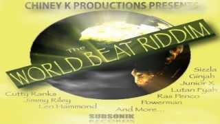 World Beat Riddim Mix by Selecta Jahdeck