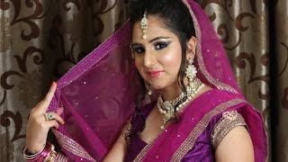Bridal Makeup With an Arabic Touch Thumbnail