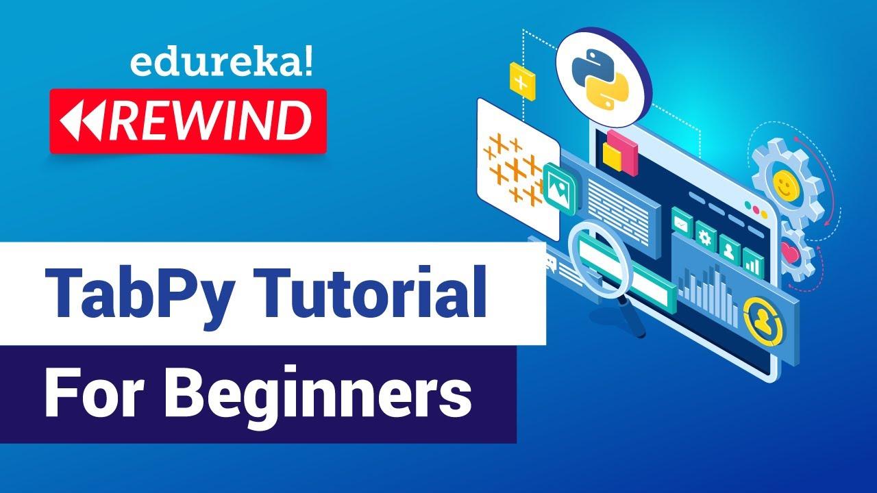 TabPy Tutorial For Beginners   TabPy Training   Tableau Training