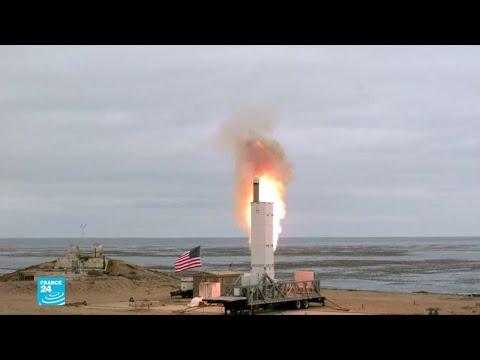 الولايات المتحدة تجري تجربة على صاروخ متوسّط المدى لأول مرة منذ نهاية الحرب الباردة  - نشر قبل 4 ساعة