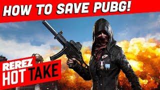 PUBG IS BROKEN! - Hot Take Game News