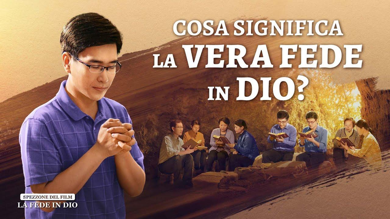 """Film cristiano """"La fede in Dio"""" (Spezzone 6/6) - Cosa significa la vera fede in Dio?"""