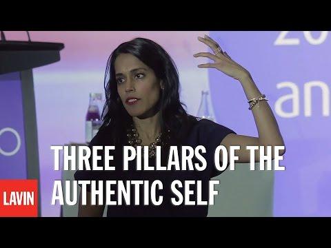 Diversity Speaker Ritu Bhasin: Three Pillars of the Authentic Self