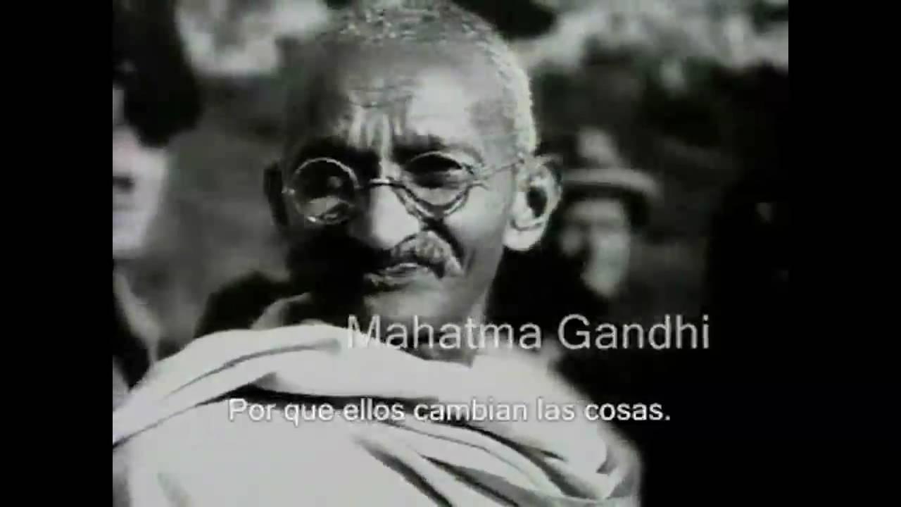 Think different - apple ad - subtitled español