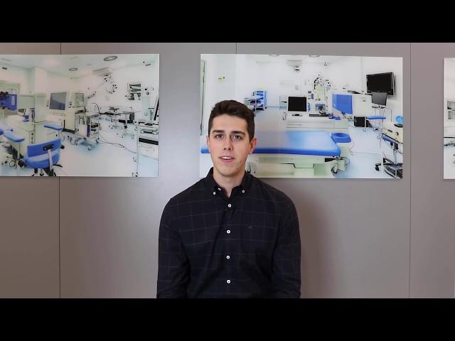 Testimonio Carlos Hidalgo | Oftalmología en Granada