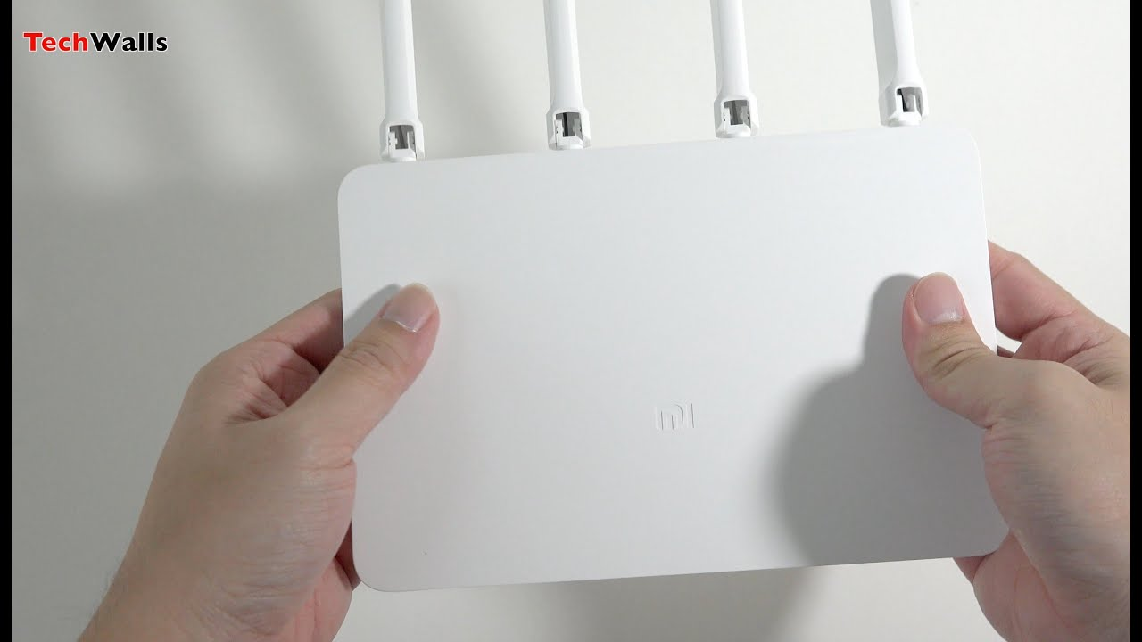Xiaomi Mi WiFi Router 3 Review - A Cheap Router in the Most