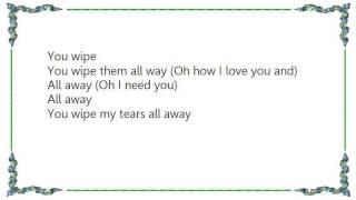 Faith Evans - Tears Away Interlude Lyrics