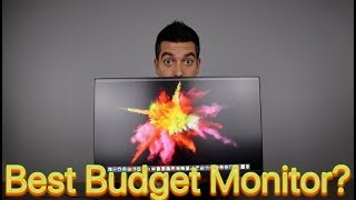 Unbox: $129 for the Best Budget Monitor?