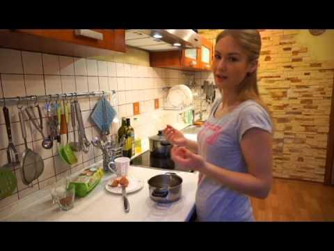 Суфле из яичных белков простой рецепт