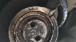 Как убрать люфт в рулевом  колесе газель