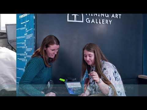 National Apprenticeship Week 2019 - Mining Art Gallery Apprentices